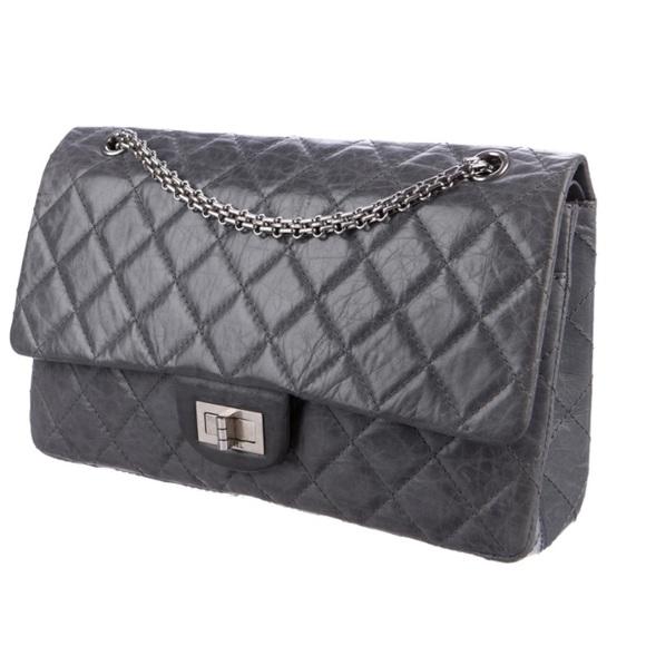 b3d8d9f9e05f CHANEL Handbags - AUTHENTIC CHANEL Reissue 227 Double-Flap Bag